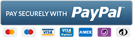 Securely pay though this web design by PayPal